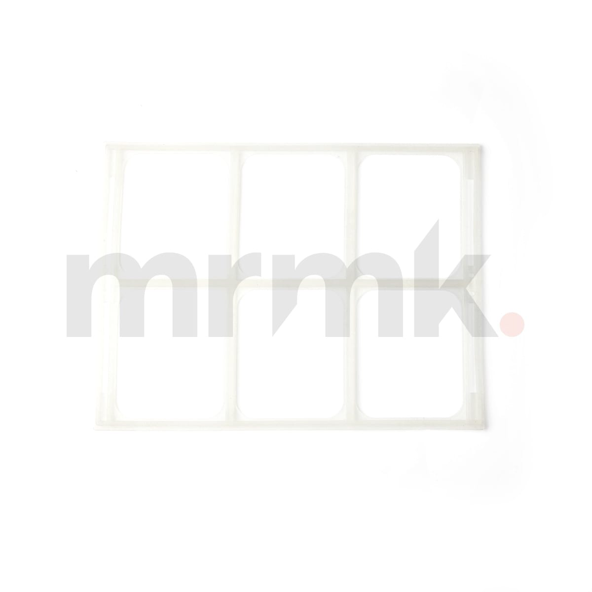 Silicone Gaskets White Background