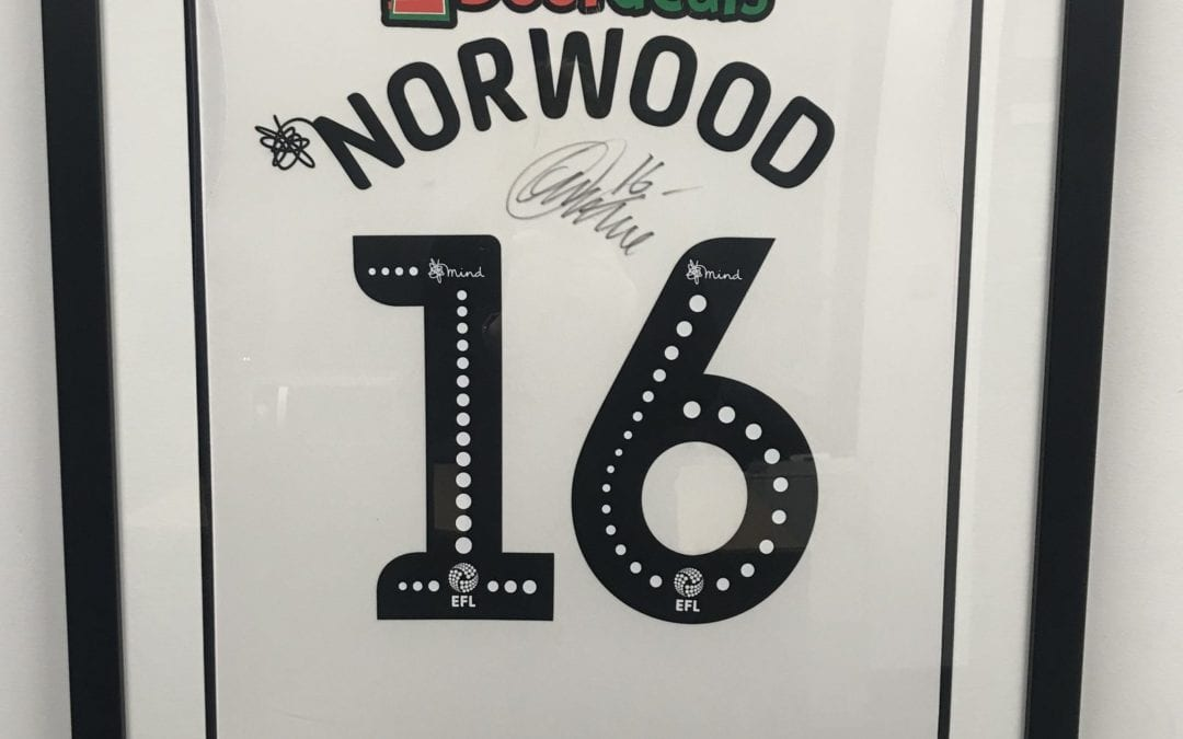 MRMK donate to raffle supporting The Lewis Moody Foundation