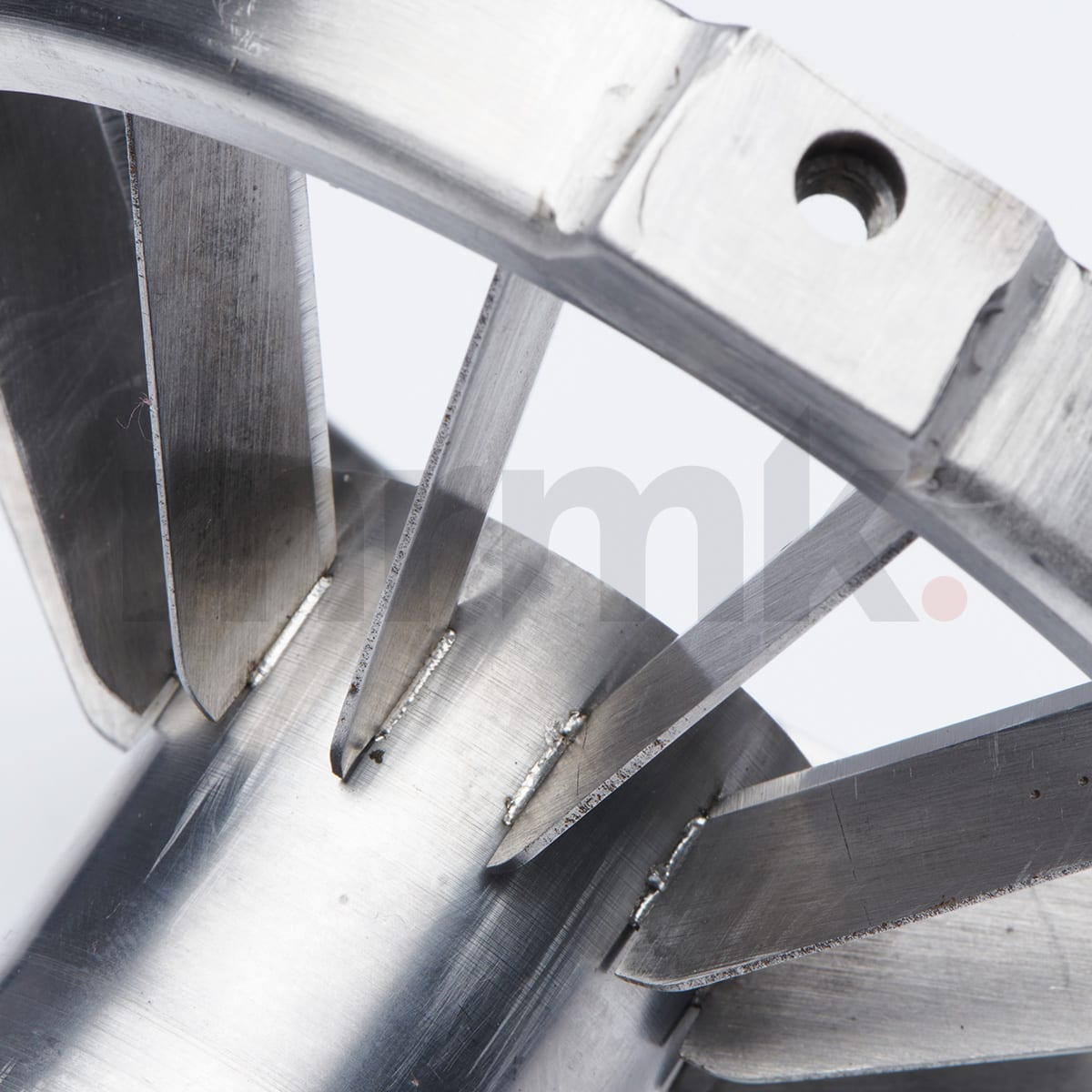 Kronen Segmenter Blade Detail 1