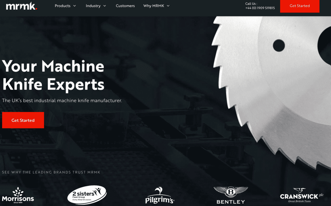 M.R Machine Knives is now MRMK