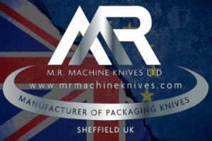 How is M.R. Machine Knives preparing for Brexit?