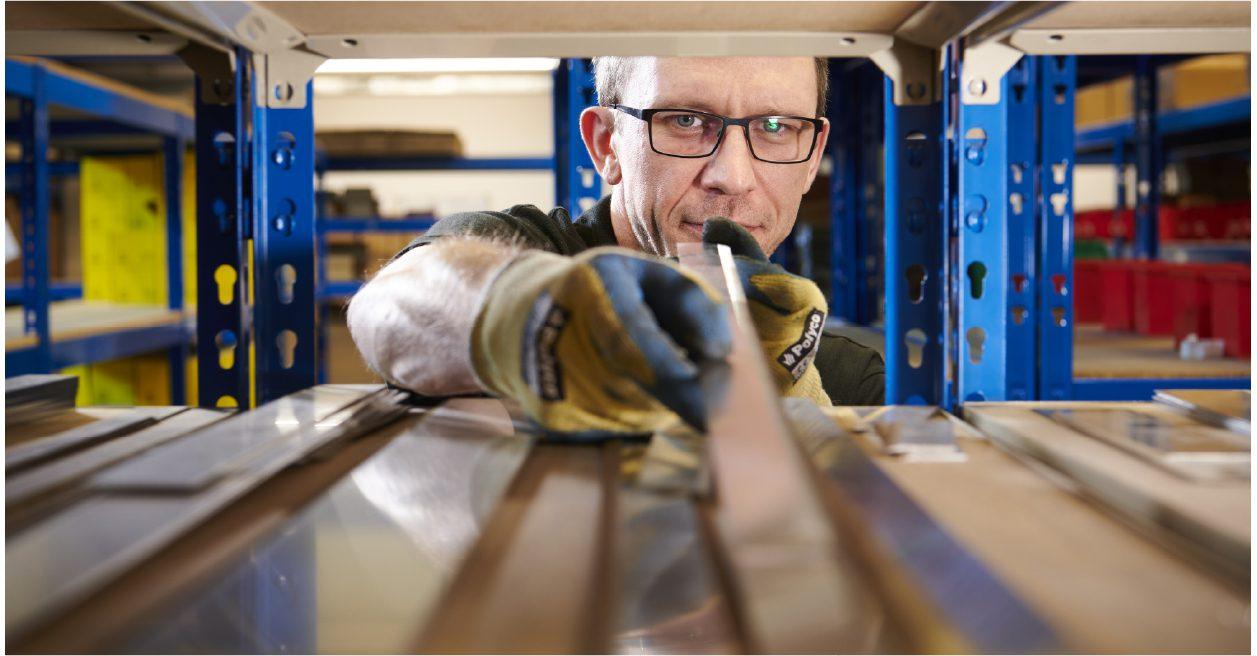 MRMK Production Factory Sheffield
